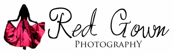 Red Gown Photography